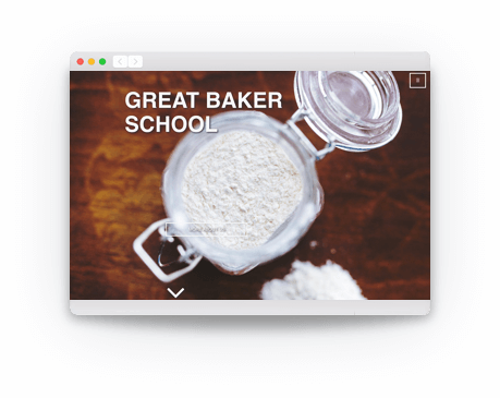 Great Baker School